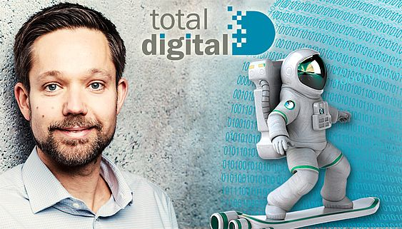 Tobias Schubert, Director Consulting and Digitalisation, QRelation Management Team GmbH