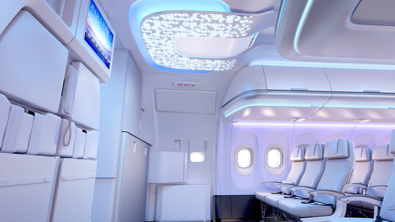 Airbus A320 Airspace Cabin