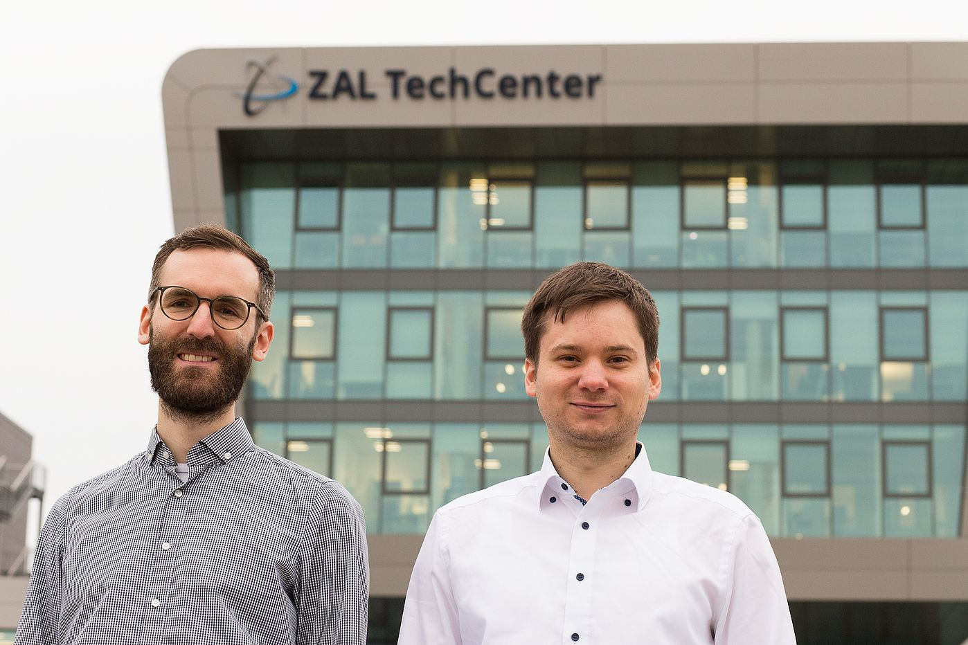 In ZAL TechCenter, the team has its offices since the beginning of the 2017th - © Lukas Kaestner