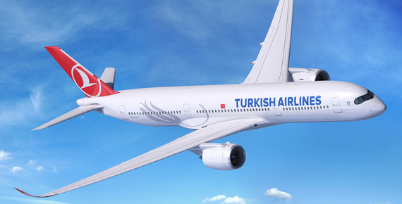 Turkish Airlines Airbus A350 XWB