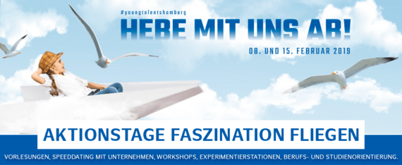 Aktionstage Faszination Fliegen