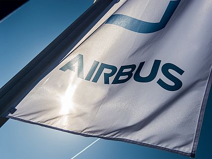 Airbus Flagge