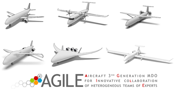 DLR AGILE Project Aircrafts